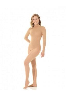 Mondor Body mit Kragen und Reissverschluss 11812